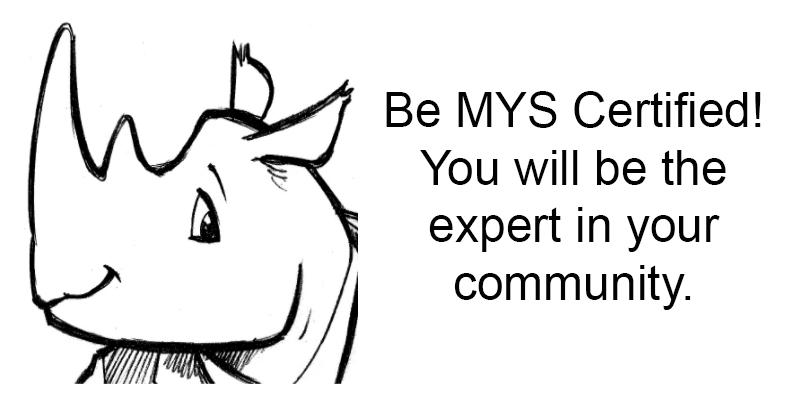 MYS Certified Rhino